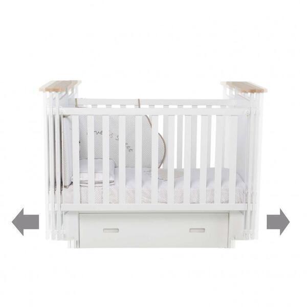 Micuna - Tiroir à bascule lit de bébé 120 X 60