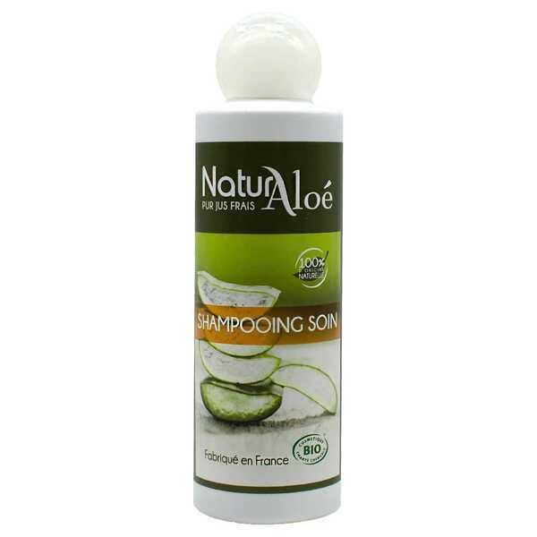 NaturAloe - Shampoing soin Bio