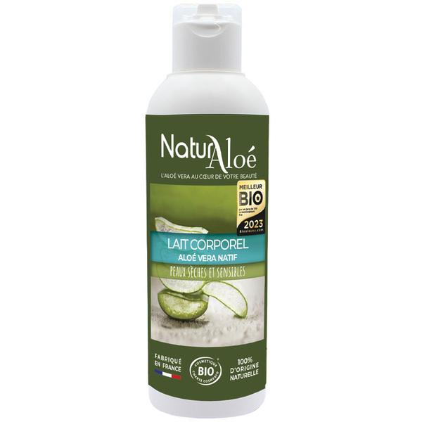 NaturAloe - Lait corporel Bio
