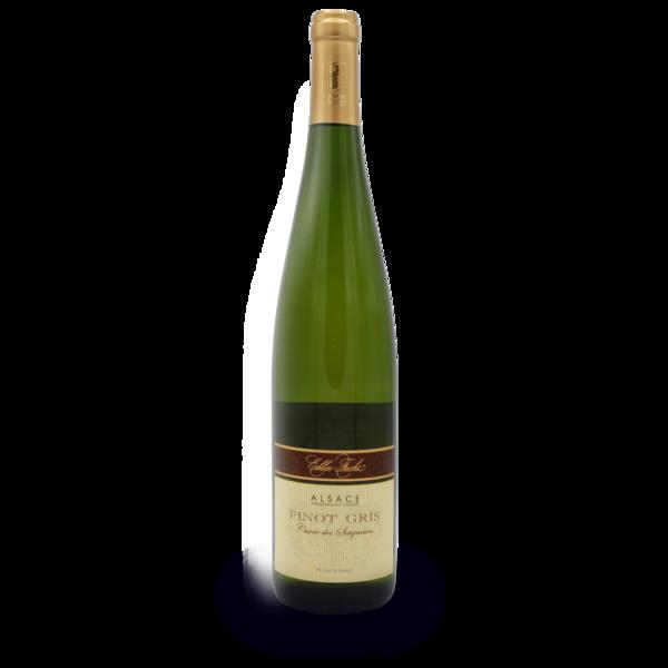 Domaine Eblin Fuchs - AOP Alsace Pinot Gris  2017 blanc 75cl  - Domaine Eblin Fuchs