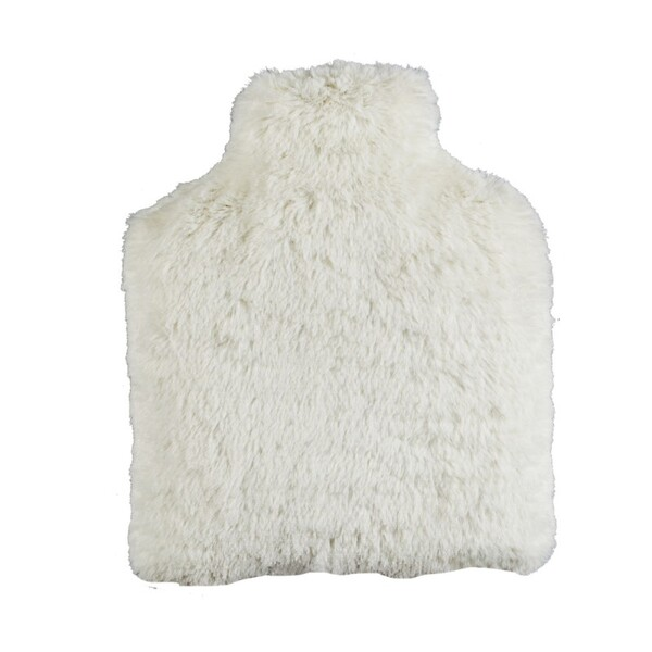 Pelucho - Bouteille   Bouillotte micro-ondes Beige   -   Made in France