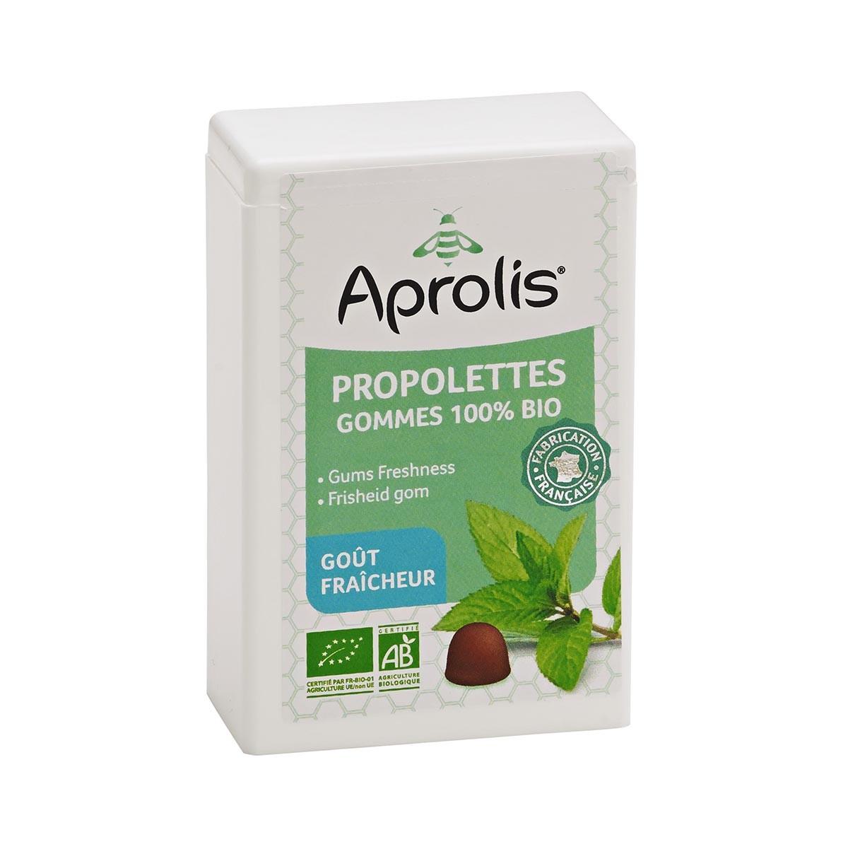 Aprolis - Propolettes Fraîcheur 50g Bio