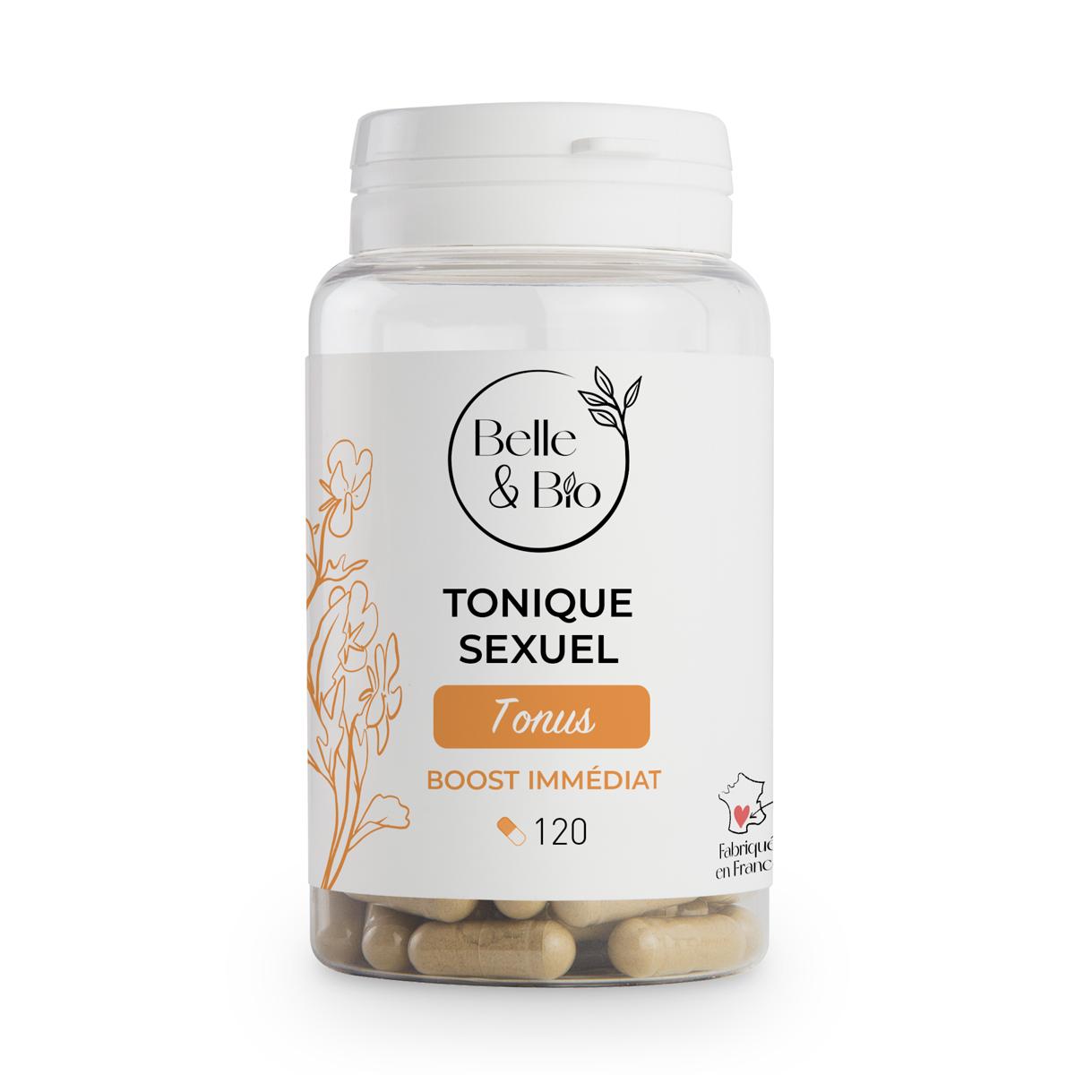 Belle & Bio - Tonique Sexuel - 120 Gélules
