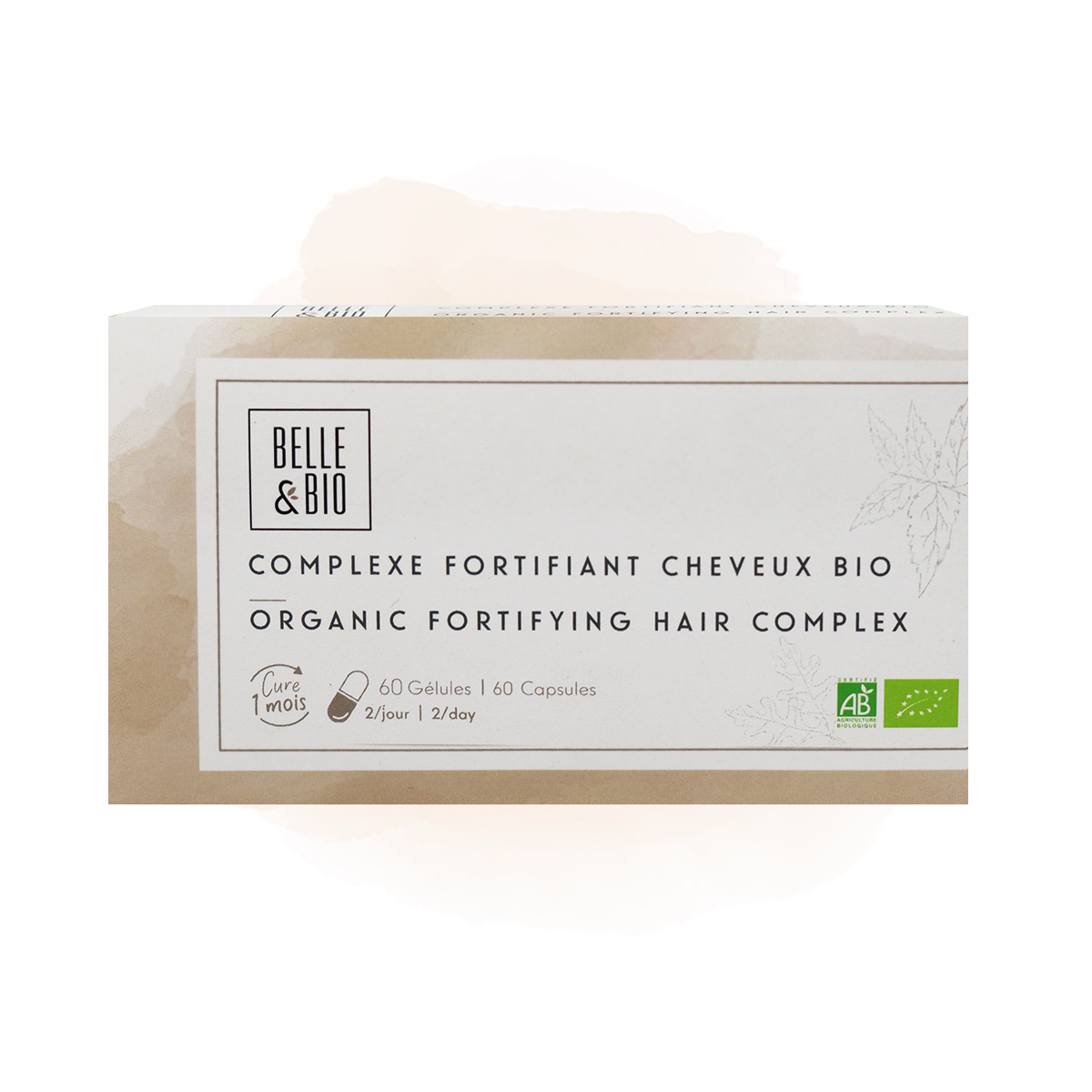 Belle & Bio - Complexe Fortifiant Cheveux Bio
