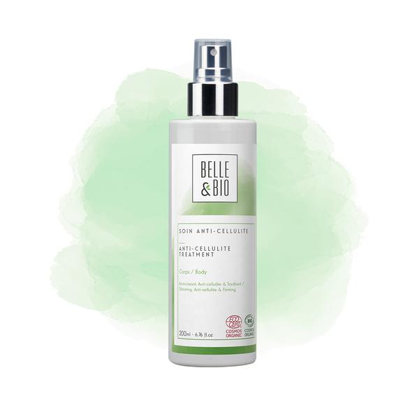 Belle & Bio - Soin Anti-Cellulite - 200ml - Certifié Cosmos par Ecocert