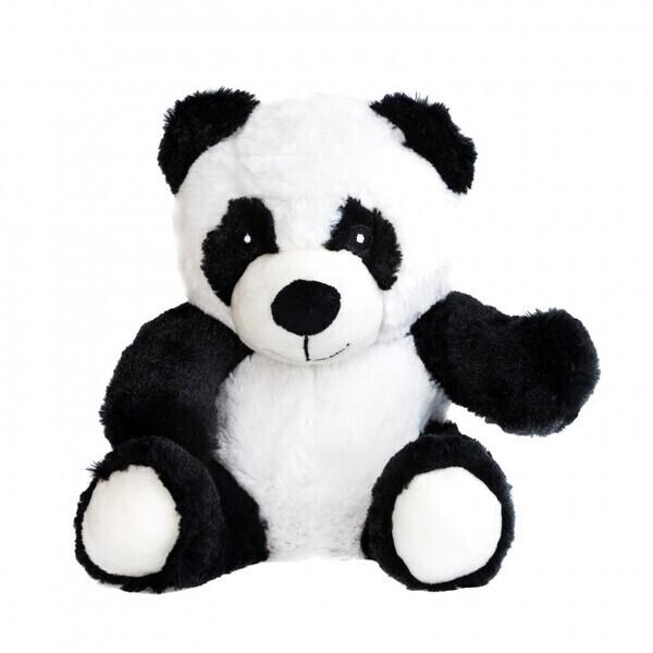 Pelucho - Peluche Bouillotte Panda - Made in France