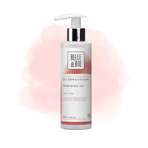 Belle & Bio - Gel Rafraichissant - 200ml - Certifie Bio par Ecocert Greenlife