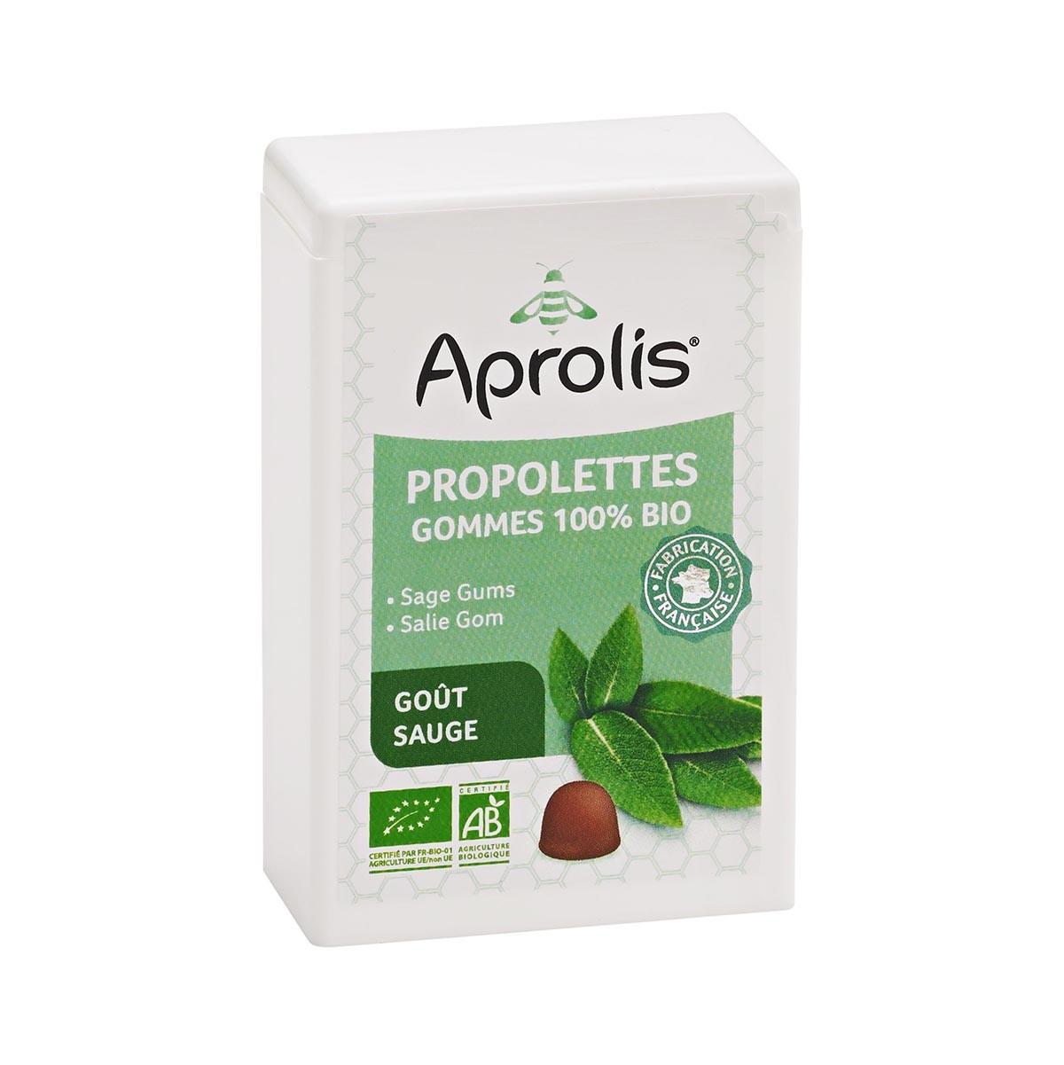 Aprolis - Propolettes Sauge 50g Bio