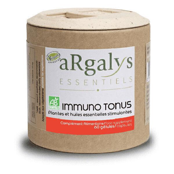 Argalys Essentiels - Immuno Tonus 60 gélules