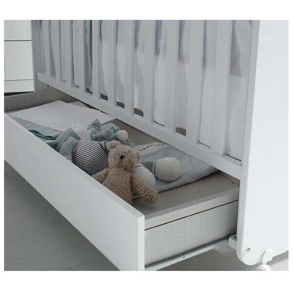 Micuna - Tiroir lit de bébé 120 X 60 pour lit Dolce luce et Magic Mum