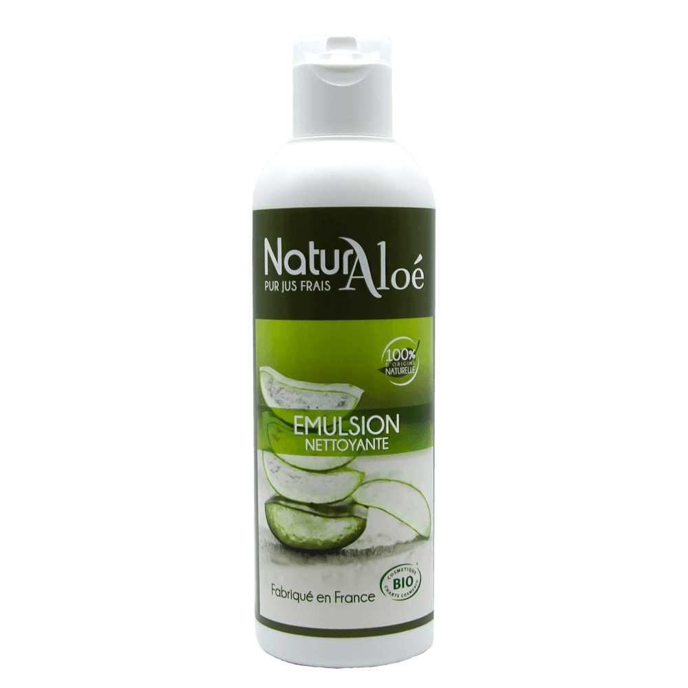 NaturAloe - Emulsion nettoyante Bio