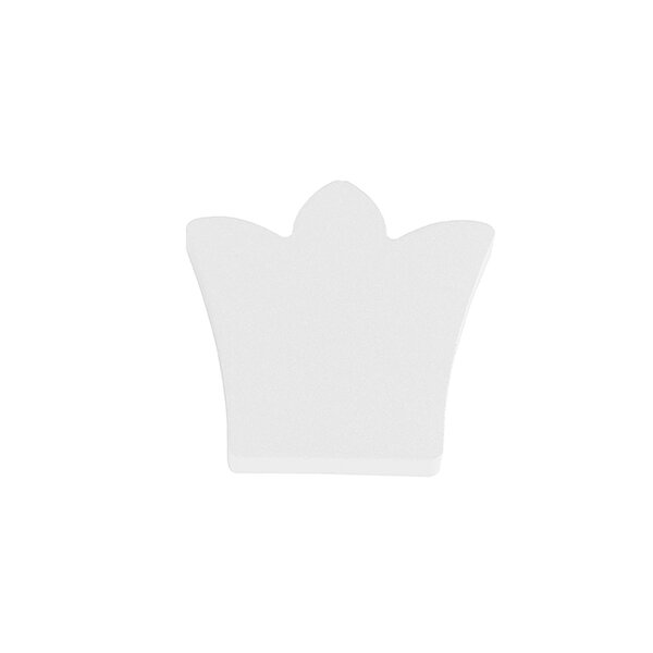 Micuna - Poignée couronne blanche