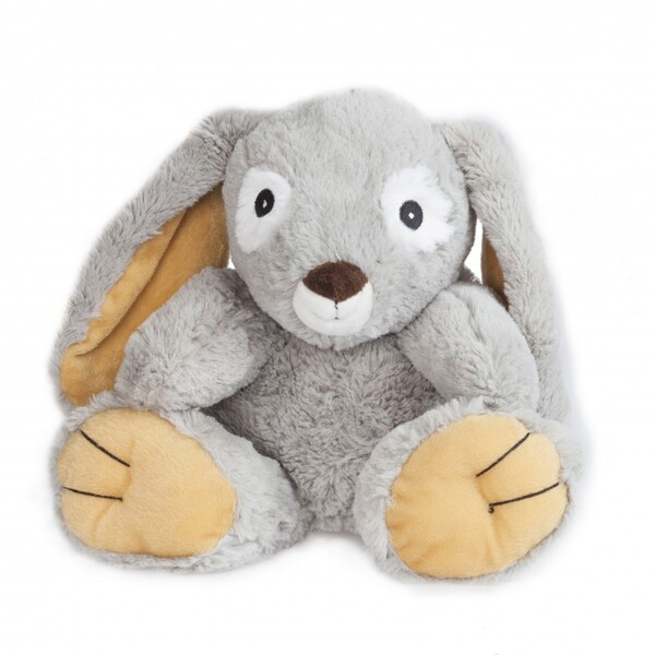 Pelucho - Peluche Bouillotte Lapin - Made in France