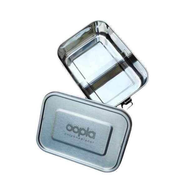 OOPLA - Boîte bento en inox 1,2 L