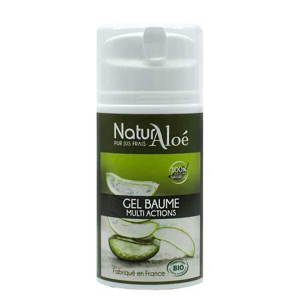 NaturAloe - Gel baume multi-actions Bio
