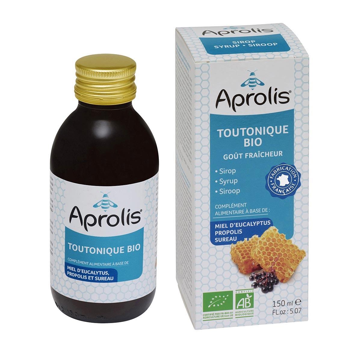 Aprolis - Toutonique 150ml Bio