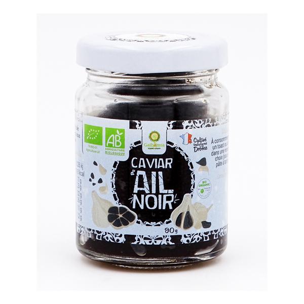 Gaihamsa - Caviar d'ail noir 90g
