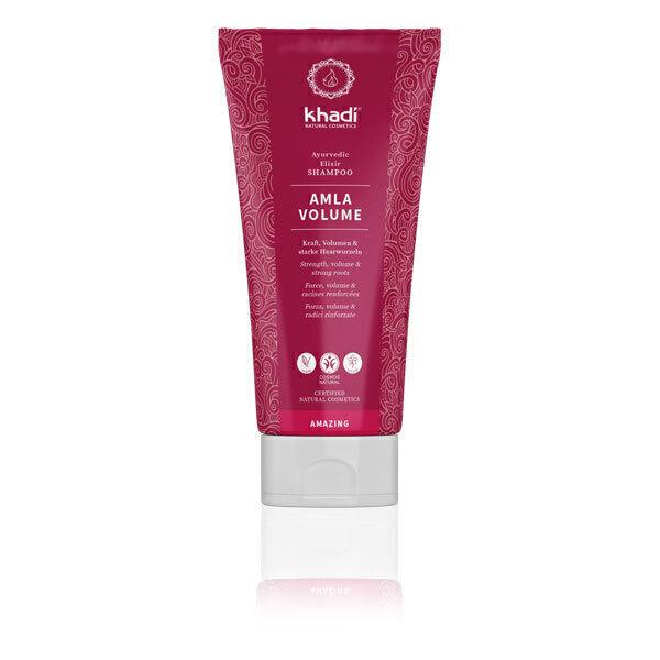 Khadi - Shampoing Amla Volume 200ml