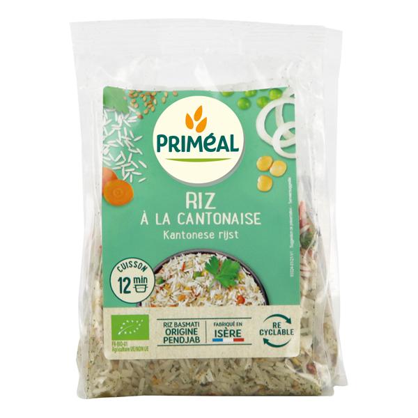 Priméal - Riz à la cantonnaise 250g