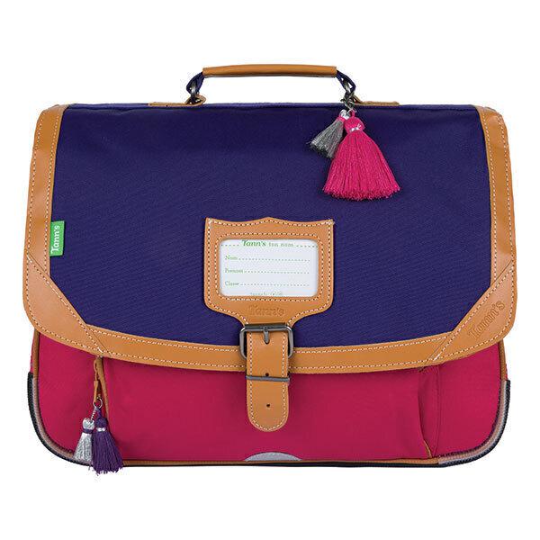 Tann's - Cartable 38 cm Chic Alia violet / rose