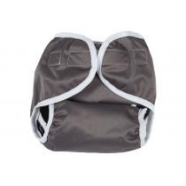P'tits Dessous - Culotte de protection So Protect, Taille Unique (3-15 kg) - Gris