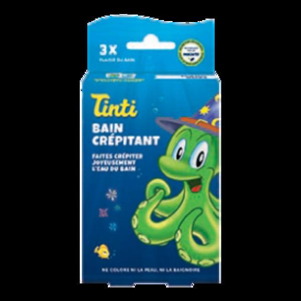 Tinti - Bain Crépitant pack de 3