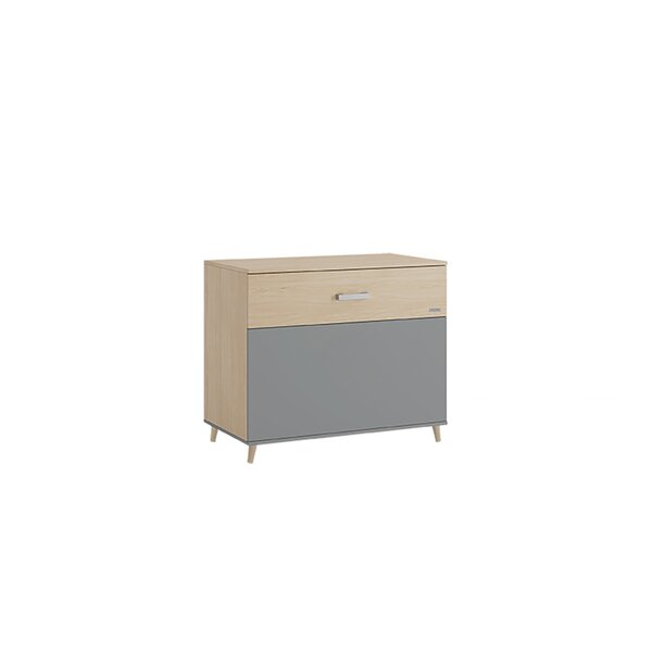 Micuna - Commode Nature grise
