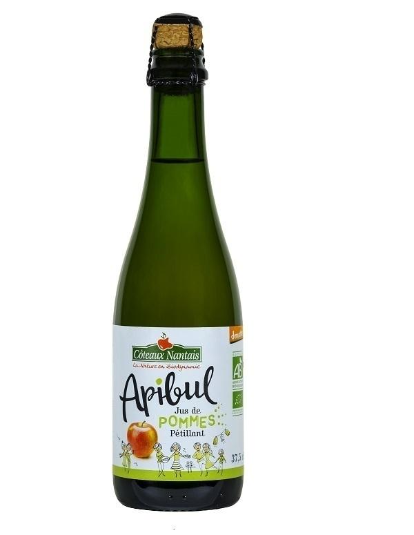 Côteaux Nantais - Apibul pommes 37.5 cl Demeter