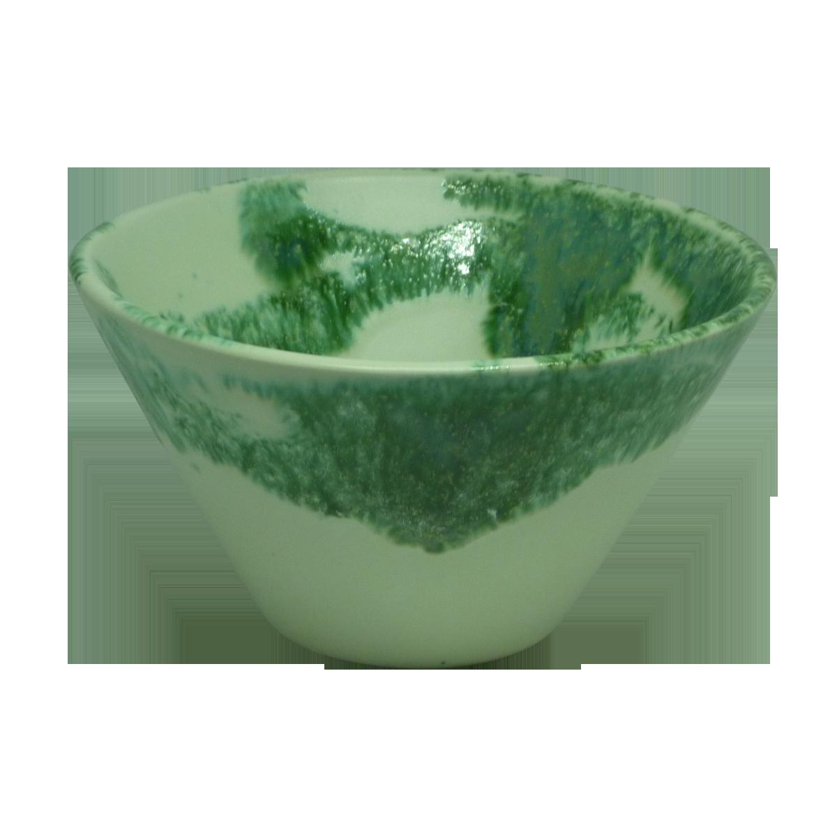 Esprit Cuistot - Bol Chlorophylle vert en céramique
