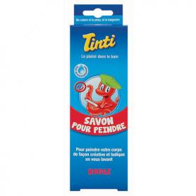 Tinti - Savon pour Peindre Rouge 70ml