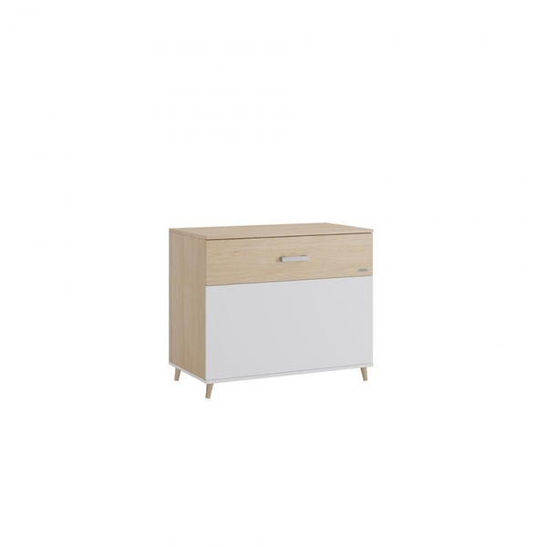Micuna - Commode Nature blanche