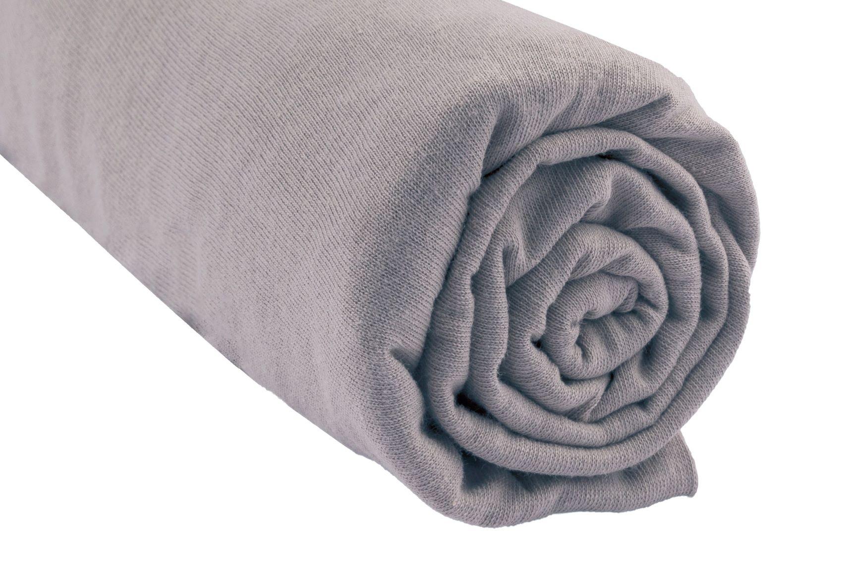 Easy Dort - Drap housse 100% Coton Bio pour lit 140x190 / 140x200 cm