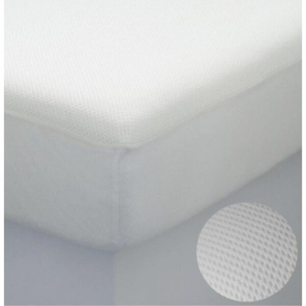 Easy Dort - Alese respirante maille 3D - PU impermeable - 40x80 cm