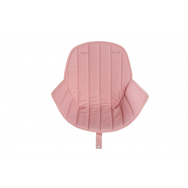 Micuna - Coussin rose pour chaise haute Ovo