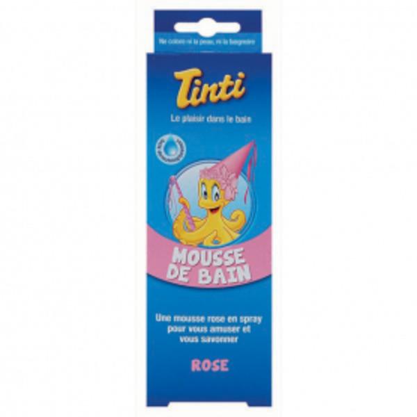 Tinti - Mousse de Bain Rose 75ml