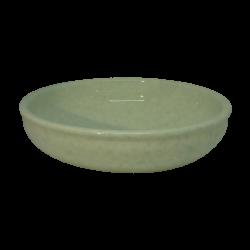 Esprit Cuistot - Saladier vert pépite en céramique 25 cm