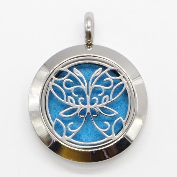 Zen' Arôme - Collier d'Aromathérapie Papillon
