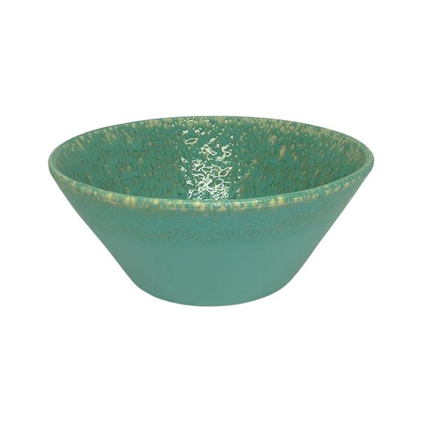 Esprit Cuistot - Saladier en céramique creux Provence orage 21 cm