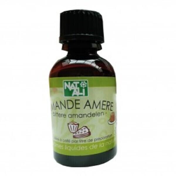 Natali - Arôme naturel amande amère 30ml