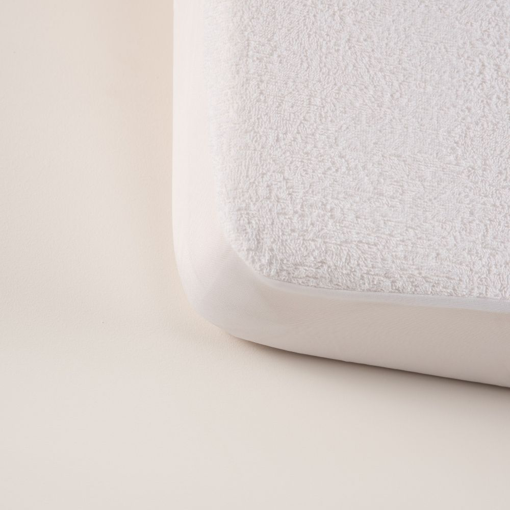 Easy Dort - Alese eponge Coton PU impermeable 90x190 cm