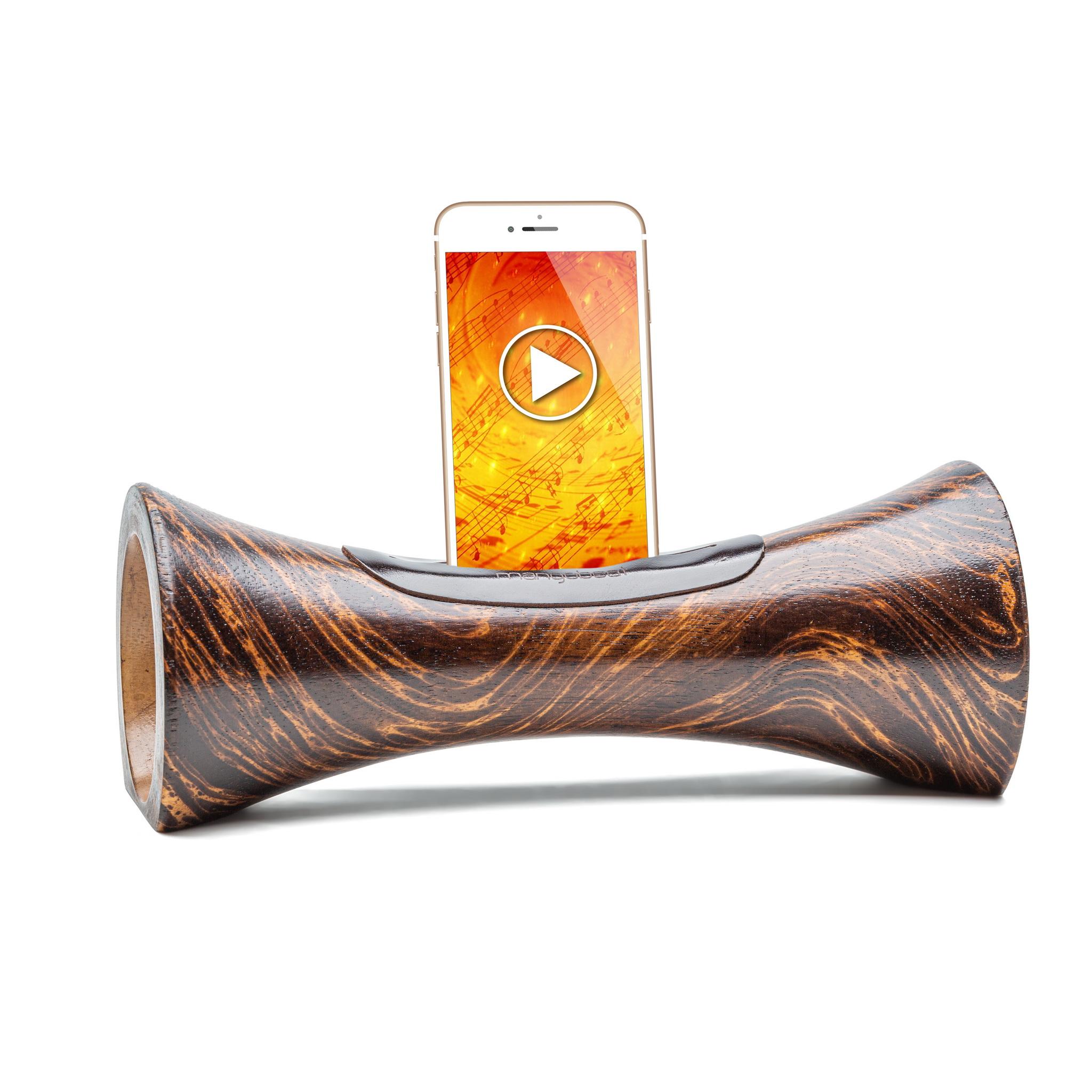 Mangobeat - MANGOBEAT - Amplificateur sonore sans fil ni Bluetooth