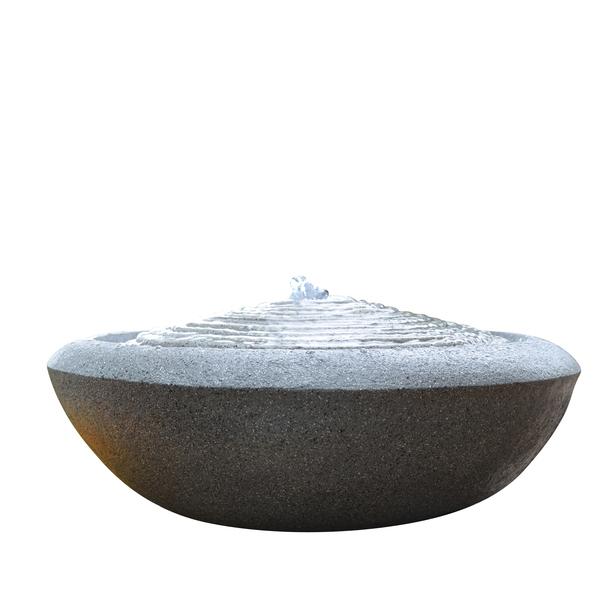 Zen' Light - Fontaine d'Intérieur Déco Zen Terrazza avec Eclairage Led