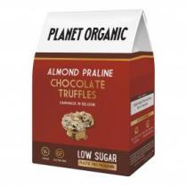 Planet Organic - Truffes Chocolatées Amandes 80g Bio
