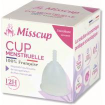 Misscup - Cup menstruelle - T2 - incolore