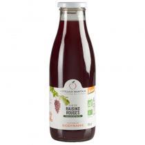 Côteaux Nantais - Jus raisins rouges 75 cl Demeter