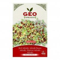 Géo - Azuki Rouge - Graines à germer bio - 90g