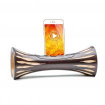 Mangobeat - MANGOBEAT - Amplificateur iPhone - Enceinte naturelle Nomade