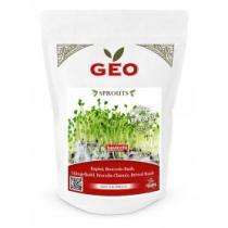 Géo - Brocolis Raab - Graines à germer bio - 500g