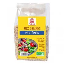 Celnat - Mix graines protéines 250g