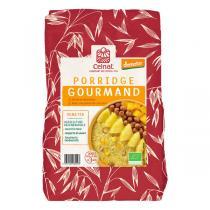 Celnat - Porridge gourmand aux fruits secs Demeter 350g